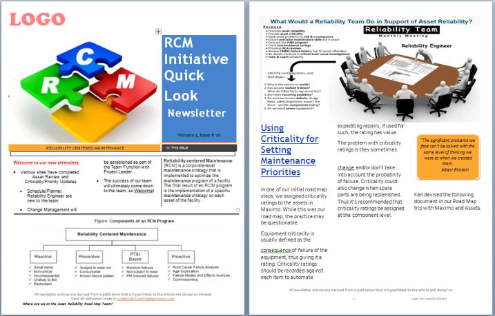 RCM newsletter1